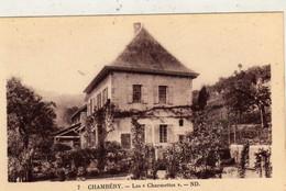 Maison De Jean-Jacques Rousseau, Mme De Warens - 7 - Chambéry - Les Charmettes - ND - Philosophy