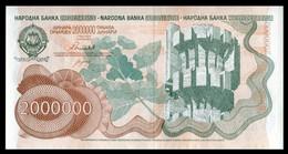 YUGOSLAVIA 98a - 500 000 Dinara 1989 UNC ! - Yugoslavia