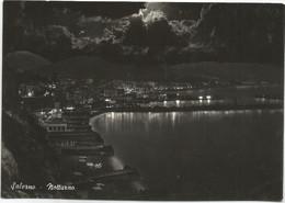 T3733 Salerno - Panorama Notturno Notte Nuit Night Nacht Noche / Viaggiata 1957 - Salerno