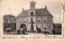 Diepenheim - Havezathe Warmelo (Uitg. S J Cracau Animatie Paard 1901) - Otros