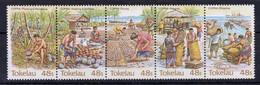 Tokelau 1984 103-7 Colture Mnh - Tokelau