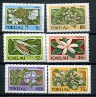 Tokelau 1987 143-48 Fiori Mnh - Tokelau