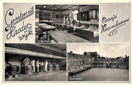 Groeten Uit Harderwijk - Oranje Nassaukazerne (animatie 1943) - Harderwijk