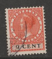 Nederland 1924  NVPH Nr. 152  Used - Usados