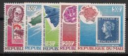 Mali - 1979 - N°Yv. 330 à 334 - Sir Rowland Hill - Neuf Luxe ** / MNH / Postfrisch - Mali (1959-...)