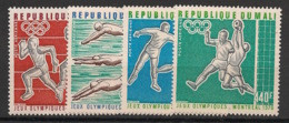 Mali - 1976 - Poste Aérienne PA N°Yv. 276 à 279 - Olympics / Montreal 76 - Neuf Luxe ** / MNH / Postfrisch - Mali (1959-...)