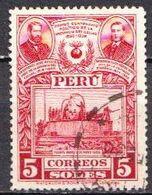 Peru Used Stamp From 1936 - Peru
