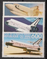 Mali - 1981 - Poste Aérienne PA N°Yv. 429 à 431 - Space Shuttle - Neuf Luxe ** / MNH / Postfrisch - Mali (1959-...)