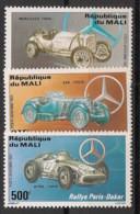 Mali - 1983 - Poste Aérienne PA N°Yv. 474 à 476 - Mercedes - Neuf Luxe ** / MNH / Postfrisch - Mali (1959-...)