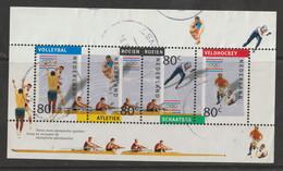 Nederland 1992  NVPH Nr. Blok  1517 Used - Used Stamps