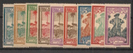 Guyane - 1929 - Taxe TT N°Yv. 13 à 21 - Série Complète - Neuf Luxe ** / MNH / Postfrisch - Unused Stamps