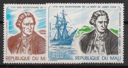 Mali - 1979 - Poste Aérienne PA N°Yv. 364 à 365 - James Cook - Neuf Luxe ** / MNH / Postfrisch - Mali (1959-...)
