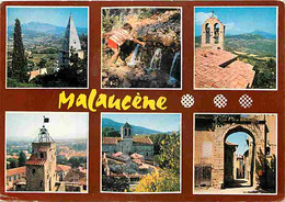 84 - Malaucène - Multivues - Suzette Et Mont Ventoux - Les Sources Du Grozeau - Le Crestet Et Mont Ventoux - Malaucène - - Malaucene