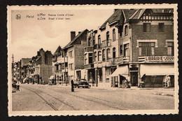Heist S/Mer - A/Zee - Avenue Comte D'Ursel / Graaf D'Ursel Laan - Circulée - Edit. Thill ,° 9 - 2 Scans - Heist