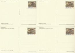 SERIE INTERI VATICANO CUPOLA NUOVI (KP427 - Interi Postali