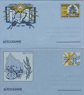 LOTTO 4 INTERI VATICANO AEROGRAMMI NUOVI (KP408 - Interi Postali