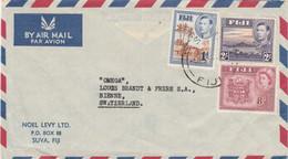 LETTERA FIJI (KP469 - Fiji (...-1970)