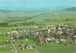 Schötz - Flugaufnahme        Ca. 1970 - LU Lucerne