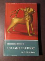 Edelsmeedkunst - Kerkelijke Kunst -   Godsdienst - Liturgie - Edelsmeedwerk - Kelken - Antiek - Livres, BD, Revues