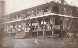 RPPC Bonanza Mine Nicaragua Workers Housing Sent To Sweden 1907 - Nicaragua