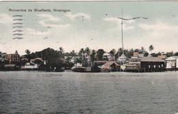 Recuerdos De Bluefields Nicaragua 1912 Sent To Sweden - Nicaragua