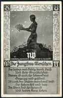 E0709 - Jungfrau Tierkreiszeichen - M. Sack Spandau - Astronomia