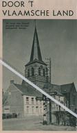 HERSELT..1939.. DE TOREN VAN HERSELT - Sin Clasificación