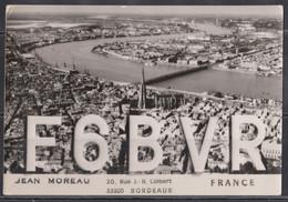 France Carte Radio Amateur. - Radio Amatoriale