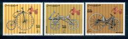 Somalia 2000 - Michel 819 - 821 ** - Somalia (1960-...)