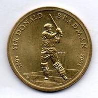 AUSTRALIA, 5 Dollars, Aluminum-Bronze, Year 2001, KM #762 - Decimal Coinage (1966-...)