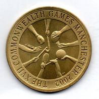 AUSTRALIA, 5 Dollars, Aluminum-Bronze, Year 2002, KM #650 - Decimal Coinage (1966-...)