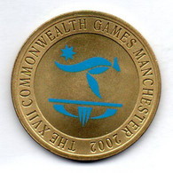 AUSTRALIA, 5 Dollars, Aluminum-Bronze, Year 2002, KM #651 - Decimal Coinage (1966-...)