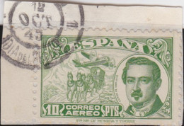 Espana     .    Y&T    .   PA 229     .         O      .       Oblitéré   .   /   .     Cancelled - Gebraucht