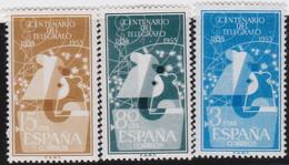 Espana     .    Y&T   .    873/875     .     *      .      Neuf Avec Gomme   .   /   .   Mint-hinged - 1951-60 Ongebruikt