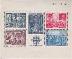 Espana     .    Y&T        .   Bloc 18      .        *      .      Neuf Avec Gomme   .   /   .   Mint-hinged - Blocks & Sheetlets & Panes