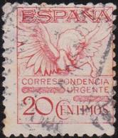 Espana     .    Y&T        .    Express 5b    .         O      .       Oblitéré   .   /   .     Cancelled - Correo Urgente