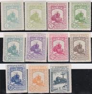 Espana     .    Y&T        .   429/441      .        *      .      Neuf Avec Gomme   .   /   .   Mint-hinged - 1889-1931 Kingdom: Alphonse XIII