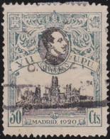 Espana     .    Y&T        .   266     .         O      .       Oblitéré   .   /   .     Cancelled - 1889-1931 Reino: Alfonso XIII