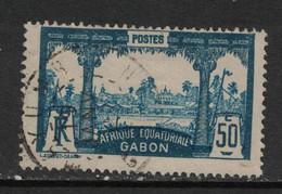 Gabon - Yvert 87 Oblitéré MAYUMBA - Scott#67 - Gebruikt
