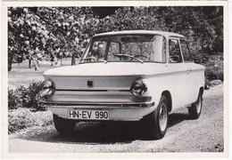 """Automobile : Voitures De Tourisme : """" AUSTIN MINI """" - Année 1959 - C.p.m. - Turismo"""