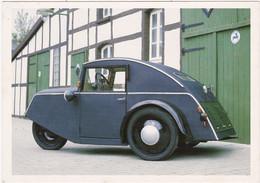 """Automobile : Voitures De Tourisme : """" GOLIATH PIONIER """" - Année 1934 -  C.p.m. - - Turismo"""