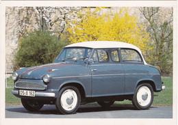 """Automobile : Voitures De Tourisme : """" LIOYD ALEXANDER TS """" - Année 1955-  C.p.m. - - Turismo"""