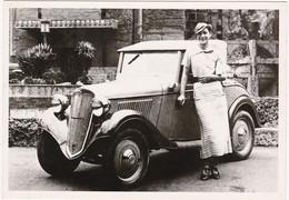 """Automobile : Voitures De Tourisme : """" DATSUN 14 """" - Année 1935  -  C.p.m. - - Turismo"""