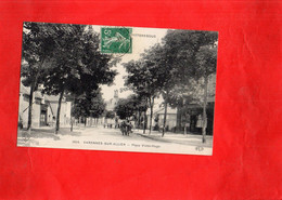 G1709 - VARENNES Sur ALLIER - D03 - Place Victor Hugo - Francia