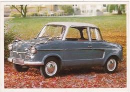 "Automobile : Voitures De Tourisme : "" NSU PRINZ III "" - Année 1958  -  C.p.m. - - Turismo"