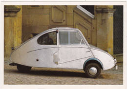 """Automobile : Voitures De Tourisme : """" FULDAMOBIL N-2 """" -  Année 1952  -  C.p.m. - - Turismo"""