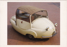 """Automobile : Voitures De Tourisme : """" VALLE CHANTECLER """" -  Année 1956  -  C.p.m. - - Turismo"""