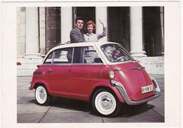 """Automobile : Voitures De Tourisme : """" BMW 600 """" -  Année 1957  -  C.p.m. - - Turismo"""