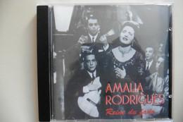 CD Amalia Rodrigues Reine Du Fado - Portugal - Musiques Du Monde - Musiques Du Monde
