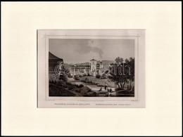 Cca 1840 Ludwig Rohbock (1820-1883)-G.Hels: Vahásmor Oláhfalu Mellett, Pest, Lauffer és Stolp, (Darmstadt, G. G. Lange-n - Incisioni